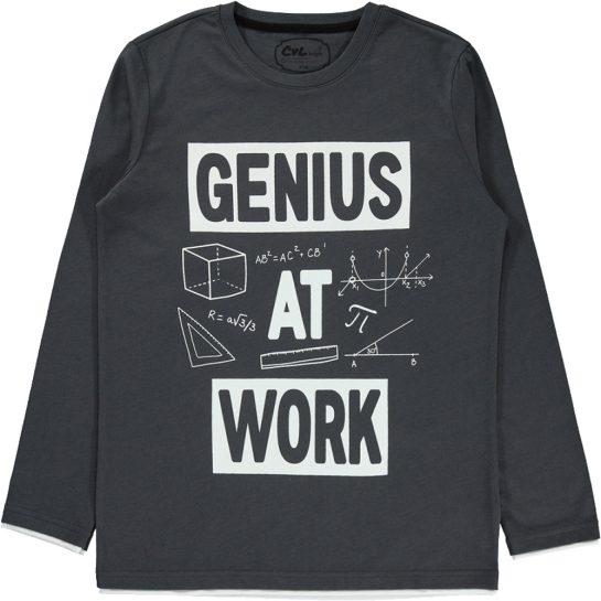 Genius grafit felső