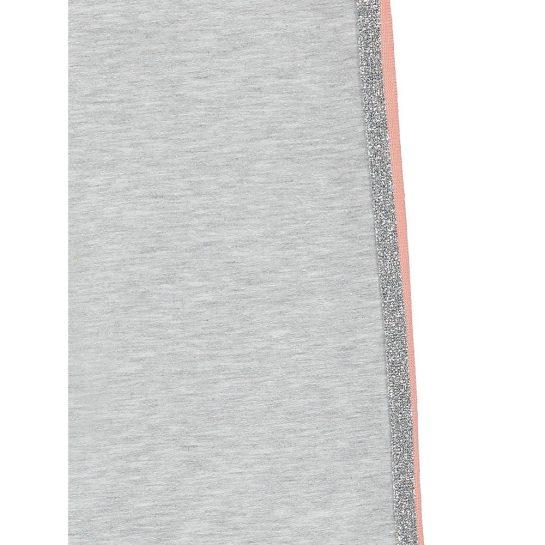 Ezüstcsíkos szürke melegítőnadrág