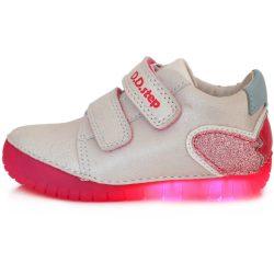 Pinksarkú LED fényű cipő