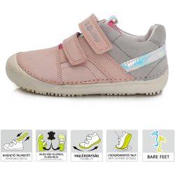Púder-szürke cipő