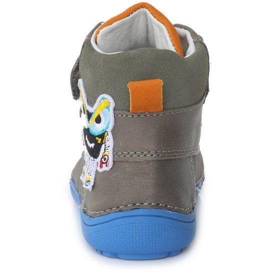 Űrlényes szürke cipő