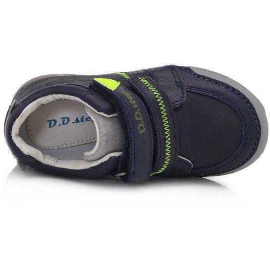 Medvés kék LED fényű cipő