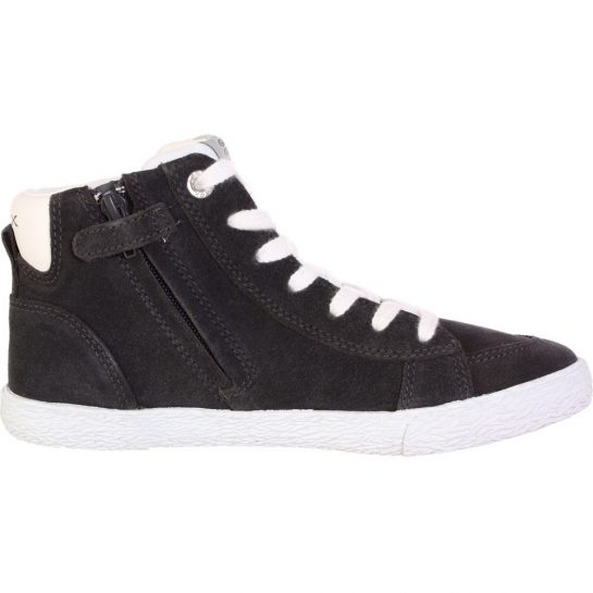 Grafit-fehér cipő