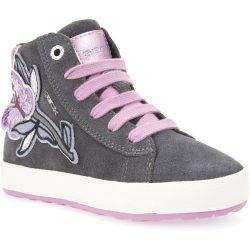 Pillangós szürke cipő