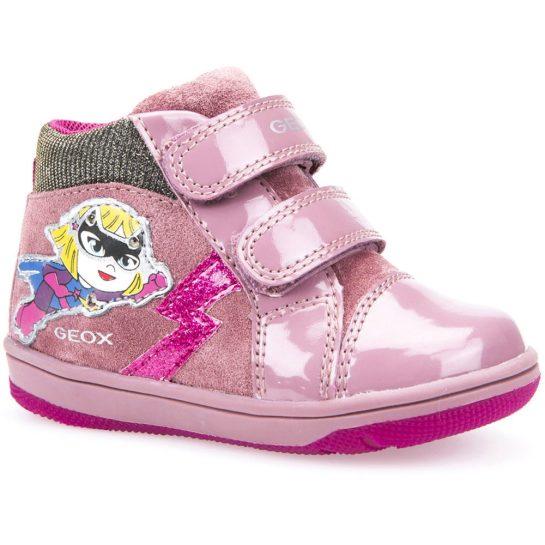 Szuper-kislányos villogó cipő