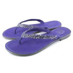Yoli kék papucs