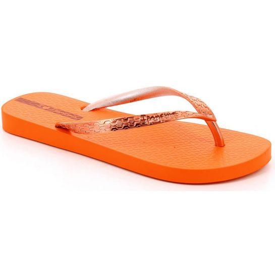 Ipanema Glam neonnarancs női papucs
