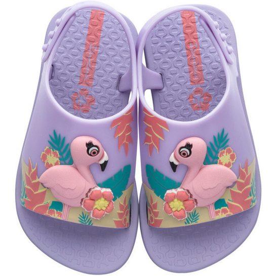 Ipanema Dreams Baby flamingó szandál