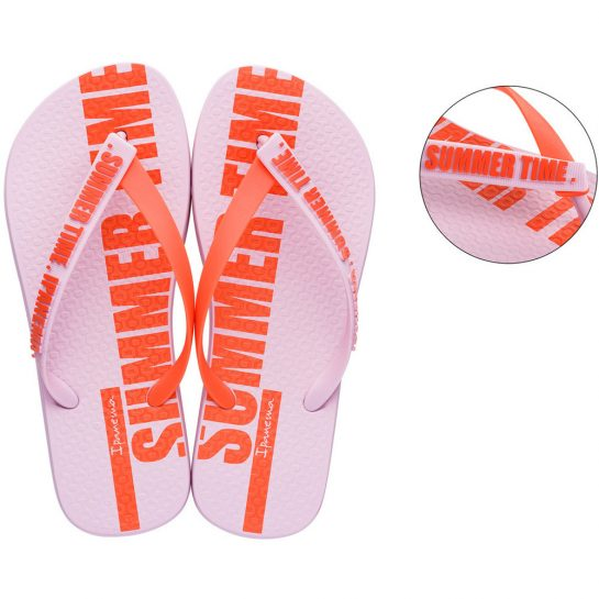 Ipanema Summer Time rózsaszín női papucs