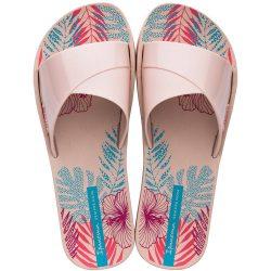 Ipanema Fresh Print rózsaszín női papucs