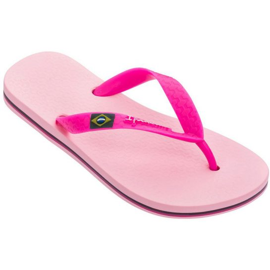 Ipanema Classic Brasil II Kids rózsaszín papucs
