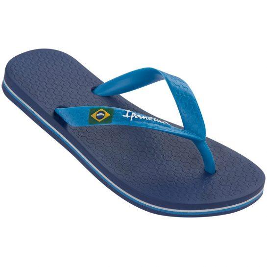 Ipanema Classic Brasil II Kids kék papucs