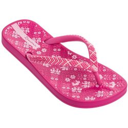 Ipanema Anatomic Lovely II Kids pink papucs