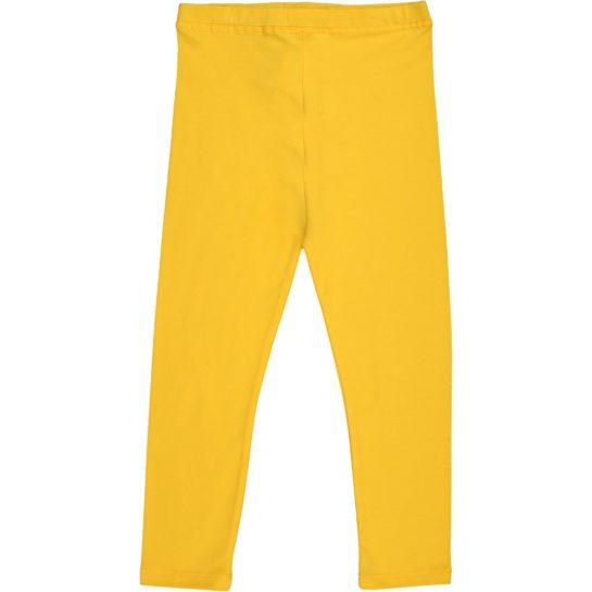 Napsárga leggings