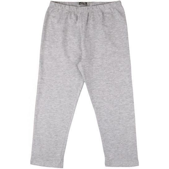 Szürke térd leggings