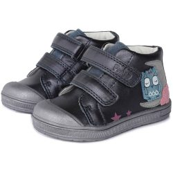 Supinált baglyos padlizsán cipő