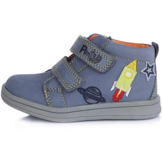 Supinált rakétás cipő