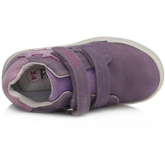 Supinált levendula cipő
