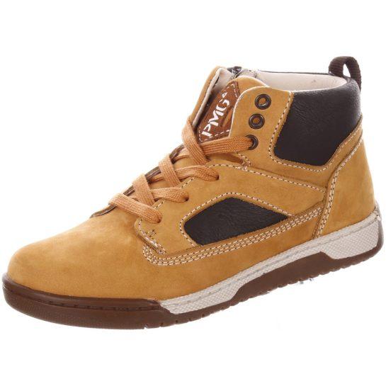 Tevebarna cipő