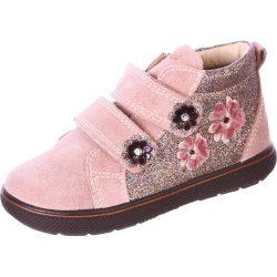 Csillámos púder cipő