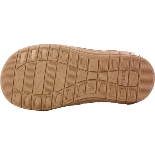 Pöttyös karamell félcipő