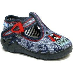 Kalózhajós cipő