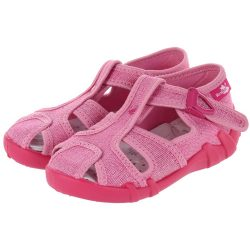 Rózsaszín félcipő