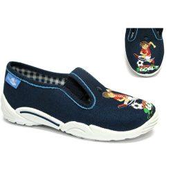 GOAL! sötétkék cipő