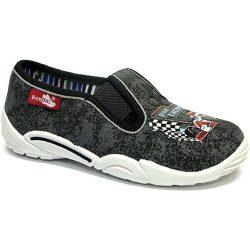 Great Racing koptatott szürke cipő