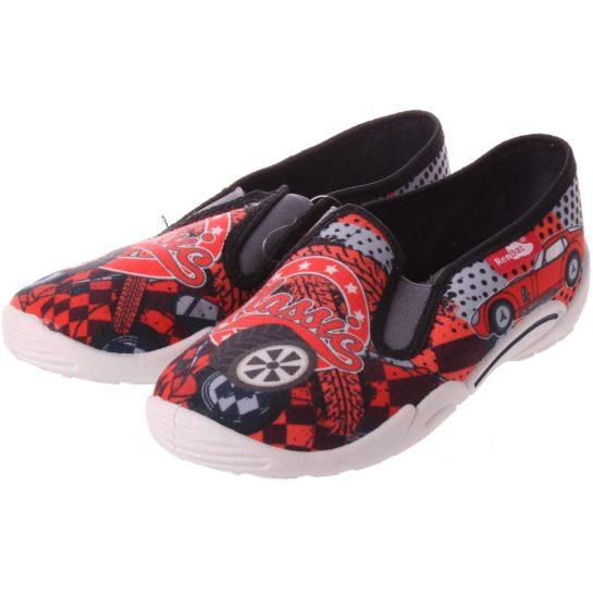 Pirosautós cipő