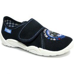 Military car kék cipő