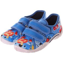 Tűzoltómacis cipő