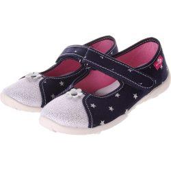 Ezüst-csillagos cipő