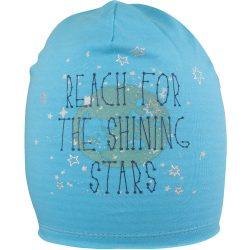Reach for the shining stars türkiz sapka