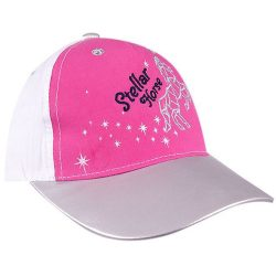 Stellar horse pink baseball sapka