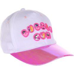 Bubble gum fehér baseball sapka