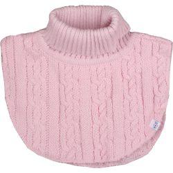 Rózsaszín nyakmelegítő